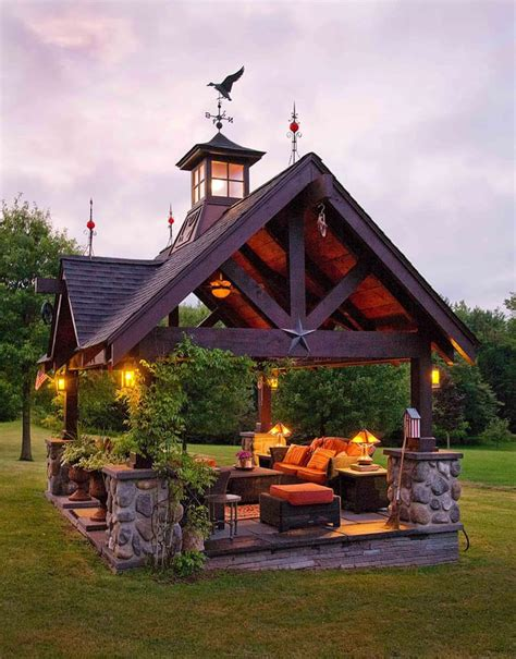 modern pergola designs  outdoor kitchen ideas
