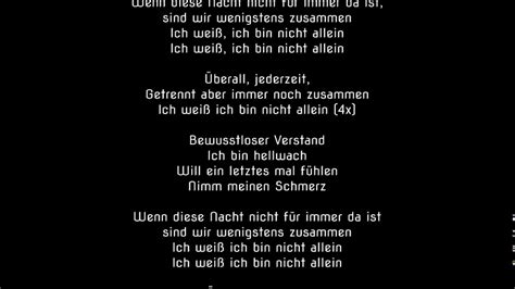You Are Not Alone Testo - alan walker alone deutsche 220 bersetzung lyrics songtext