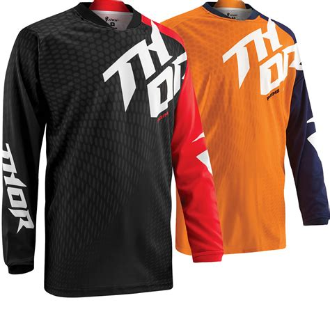 thor motocross jersey thor prime 2015 slash motocross jersey clearance