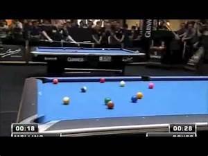 Chris Melling vs. Karl Boyes - World Speed Pool ...