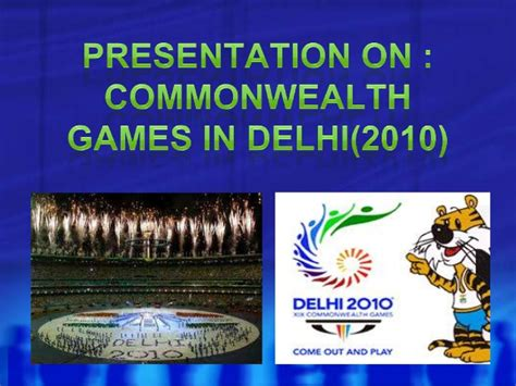 common wealth games  delhi