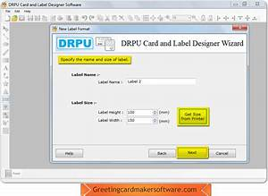 card and label maker software screenshots make you With address label maker software