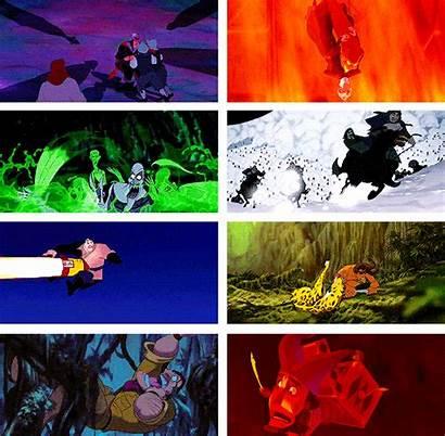 Death There Villains Disney Deaths Defeats Gifs