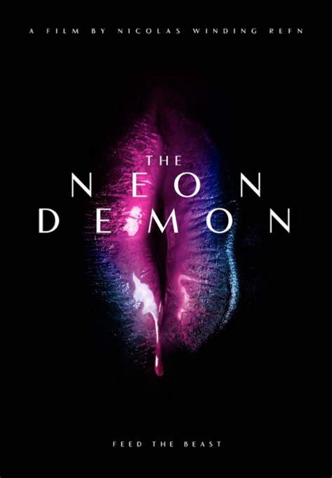 neon demon  posters