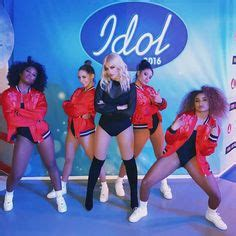 Bebe Rexha On American Idol