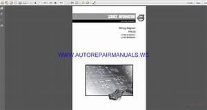 Volvo Trucks Corporation Fh4 Wiring Diagram Service Manual