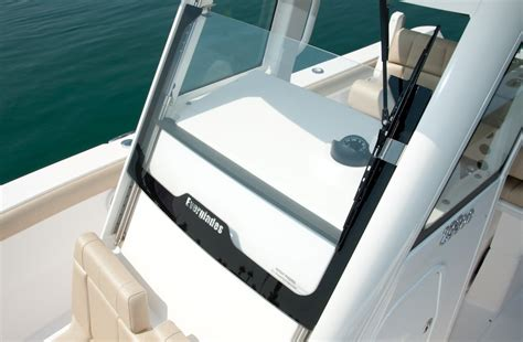 Boat T Top Window by Everglades 255cc A Center Console With All The Trimmings