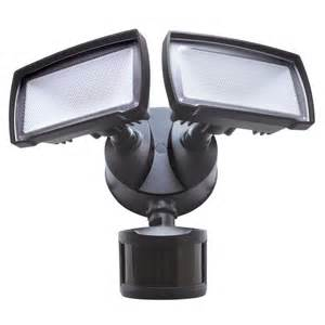 Plug In Outdoor Motion Security Light