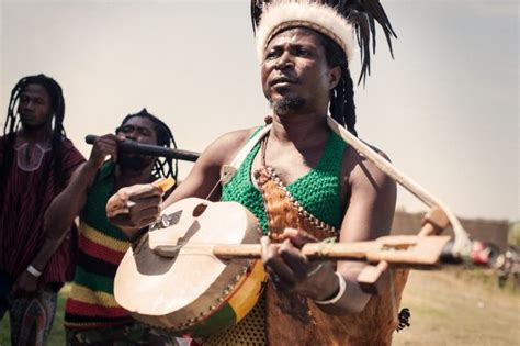 King Ayisoba Makes Case For Traditional Music