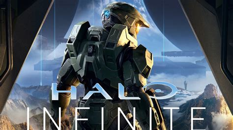 wallpaper halo infinite   poster  games