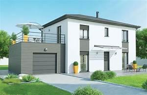 Belle Maison Moderne : offres terrain maison logivelay ~ Melissatoandfro.com Idées de Décoration