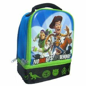 Toy Story Lunch Bag   Kids Lunch Box   Pinterest