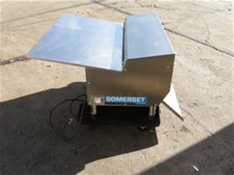 Somerset Fondant Sheeter Used As Demo Only Excellent