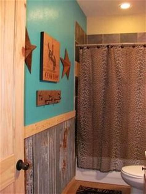 western themed bathroom ideas 1000 ideas about turquoise shower curtains on