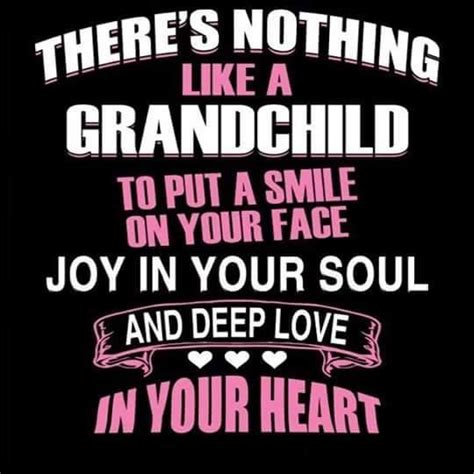 grandchild  put  smile