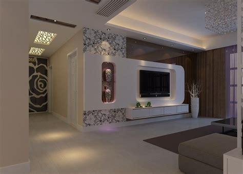 gypsum tv unit designs