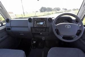 Toyota Land Cruiser 70 Series Double Cab Ute
