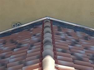 Solin Zinc Bavette Plomb Brico Dépôt : solin de faitage rev tements modernes du toit ~ Dailycaller-alerts.com Idées de Décoration