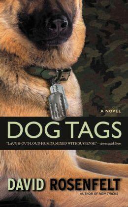 dog tags andy carpenter series   david rosenfelt