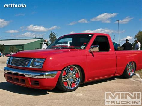 nissan frontier bagged custom nissan pickup for sale