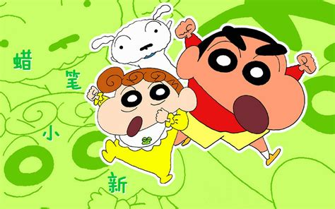 Anime Sepak Bola Hewan Wallpaper Shin Chan Hd Deloiz Wallpaper