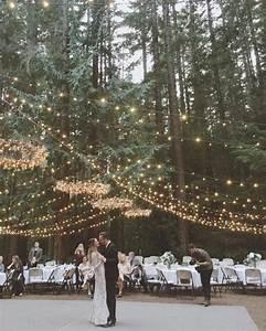 beautiful outdoor setup wedding reception decor With outdoor wedding lighting setup