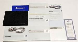 2009 Volvo S40 S 40 Owners Manual User Guide 2 4i T5 R