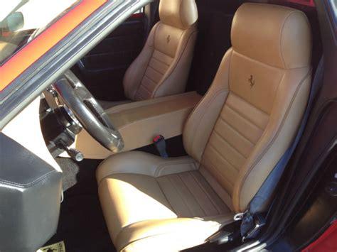 ferrari custom interior ferrari 328 replica all new professionally built