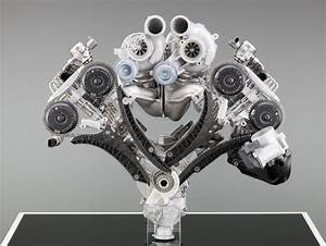 Technische Details Zum Motor Von Bmw X5 M  U0026 X6 M  S63