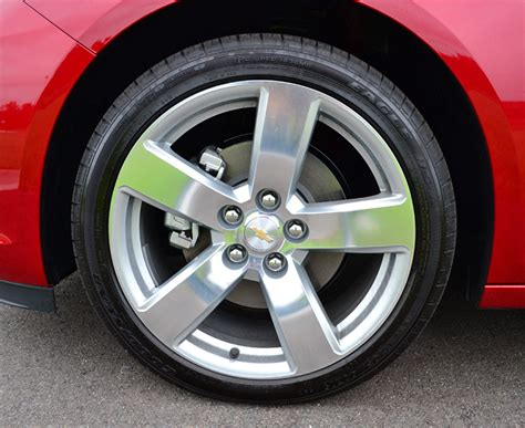 2014 chevy malibu ltz turbo wheel tire