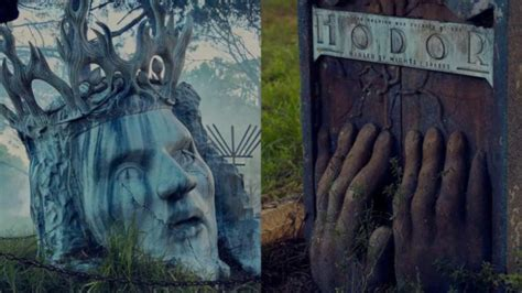 There's Officially a Graveyard for Your Dead 'GoT' Faves
