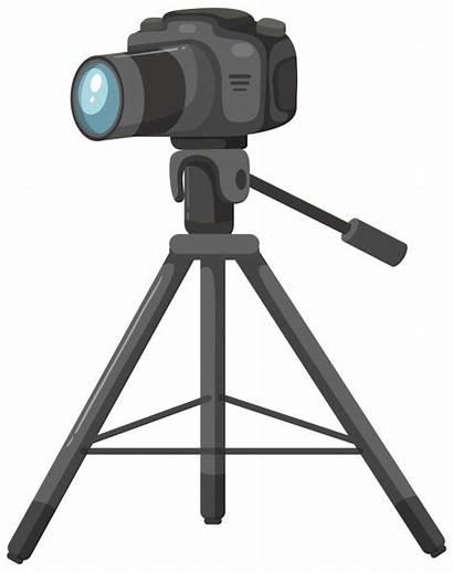 Tripod Camera Vector Premium Psd Icon Nikon