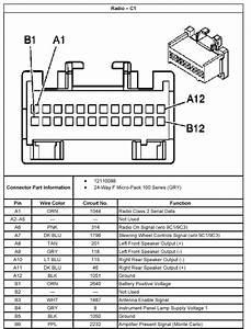 31 2006 Chevy Impala Radio Wiring Diagram