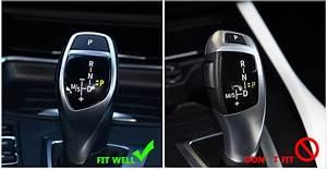 New Gear Sticker Shift Knob Panel for BMW ///M X1 X3 X5 X6 ...