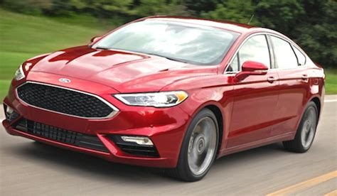ford fusion redesign ford trendford trend