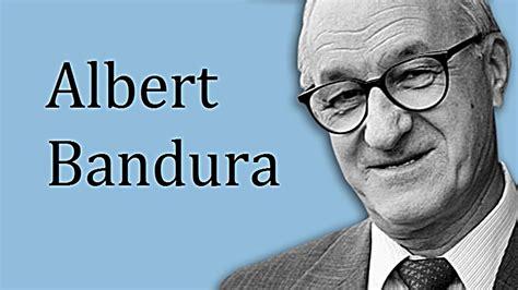 Albert BANDURA Biografia em 1 Minuto Psicologia Social
