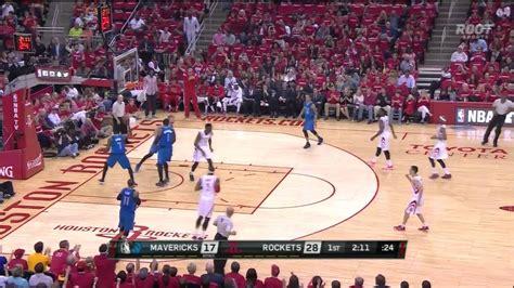 [4.18.15] Full Houston Rockets Highlights vs Mavericks (Playoffs Round 1, Game 1) - YouTube