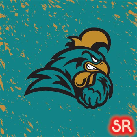 Logo-Pedia: Big South Conference | Coastal carolina, Logos ...