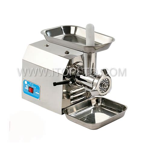 Electric Machine Meat Mincer   Guangzhou Itop Kitchen Equipment Co., Ltd.