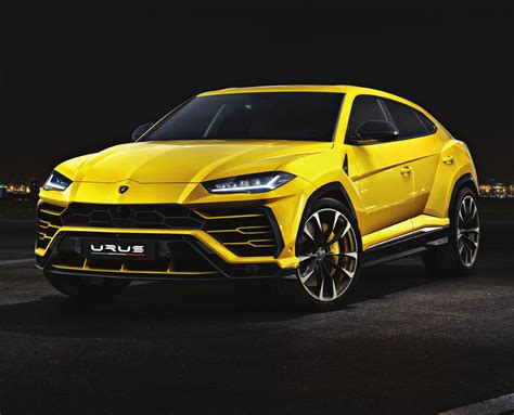 To truly understand what suvs are requires what does suv stand for? Lamborghini's New Urus SUV Is the World's First High ...
