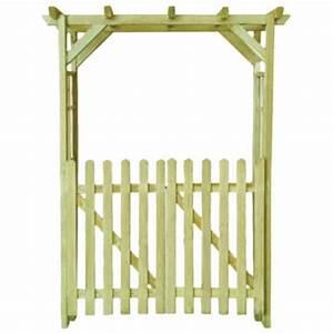 Arche Bébé Bois : arche jardin en bois portillon cielterre commerce ~ Teatrodelosmanantiales.com Idées de Décoration