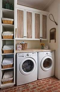 laundry room design ideas 28 Best Small Laundry Room Design Ideas for 2018
