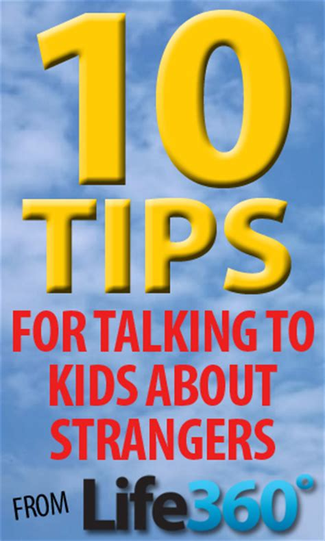 teaching stranger danger to preschoolers 10 things to teach your about strangers life360 462
