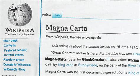magna carta  embroidery wikipedia
