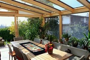 Sichtschutz wintergarten gt kollektion ideen garten design for Garten planen mit balkon zum wintergarten