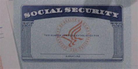 blank social security card template blank social security card template capable snapshoot foundinmi
