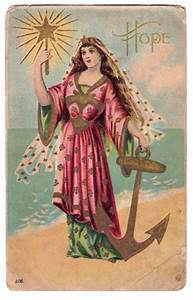 Happy Valentines Day Images Free Free Vintage Clip Art Lady Hope At The Sea The