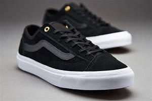 womens shoes vans style 36 slim gold pop suede