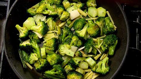 saute de brocoli