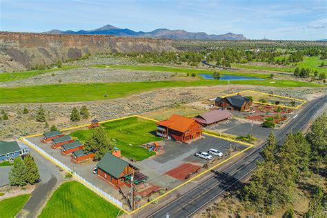 The neighborhood is zoned for the following schools: Crooked River Ranch Cabins | Compass Commercial Real ...